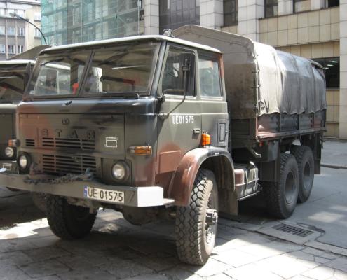 Star 266 kuorma-auto